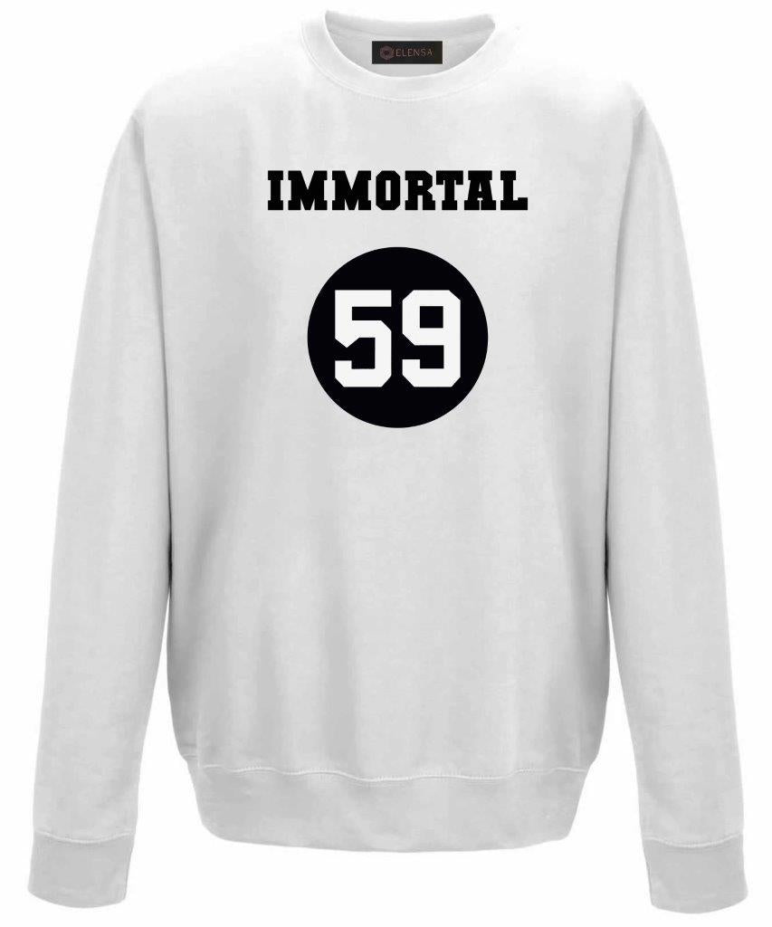 Elensa Race To Immortality - Crew Sweat - Immortal 59