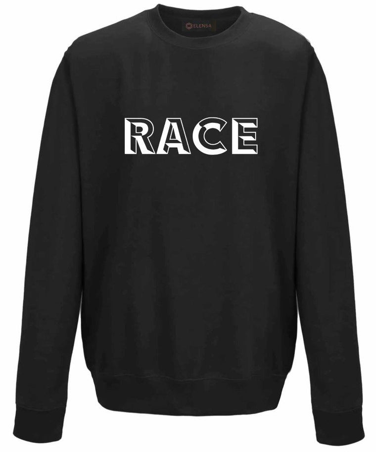 Elensa Race To Immortality - Crew Sweat - Race