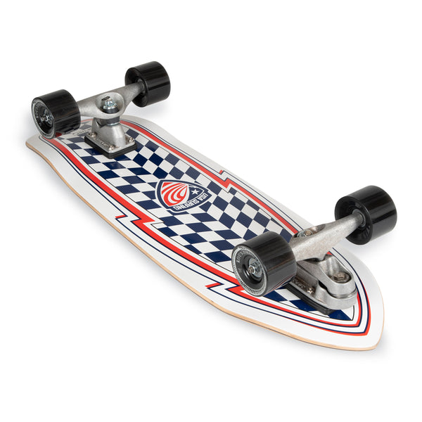 "Carver Skateboards UK - 30.75"" USA Booster - C7 Complete"
