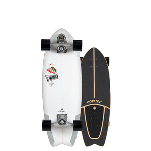"Carver Skateboards UK - 29.25"" CI Pod Mod - C7 Complete"