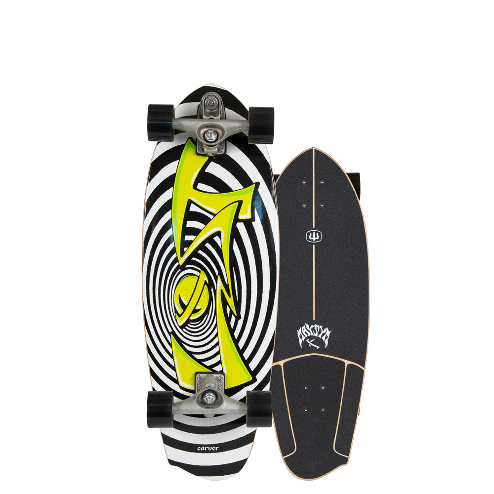 "30.5"" ...Lost Maysym - C7 Complete - Carver Skateboards UK"