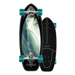 "28"" Super Snapper - C7 Complete - Carver Skateboards UK"