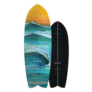 "29.5"" Swallow - Deck Only - Carver Skateboards UK"