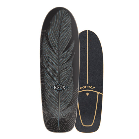 "31.25"" Knox Quill - Deck Only - Carver Skateboards UK"