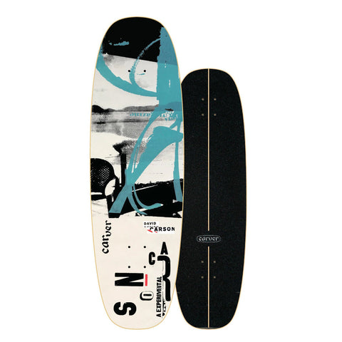 "33"" Carson Proteus - Deck Only - Carver Skateboards UK"