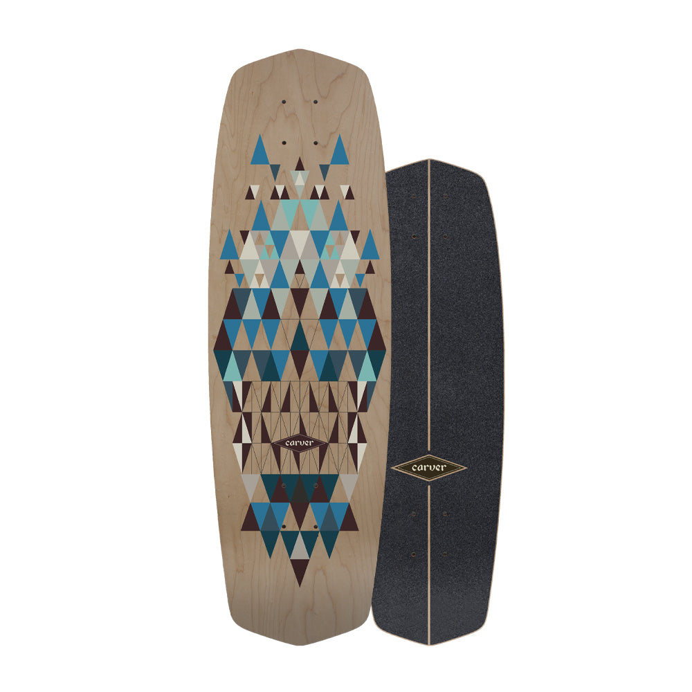 "Carver Skateboards UK - 30.5"" Prisma - Deck Only"