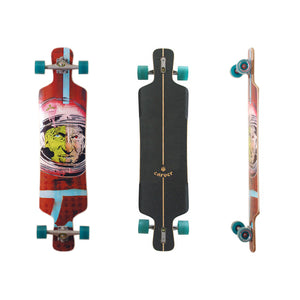 "Carver Skateboards UK - 41"" Drifter - CV Complete - Ex Display"