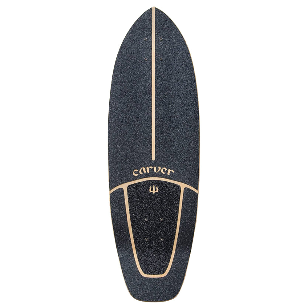 "Carver Skateboards UK - Replacement Griptape - 34"" Deck Pad"