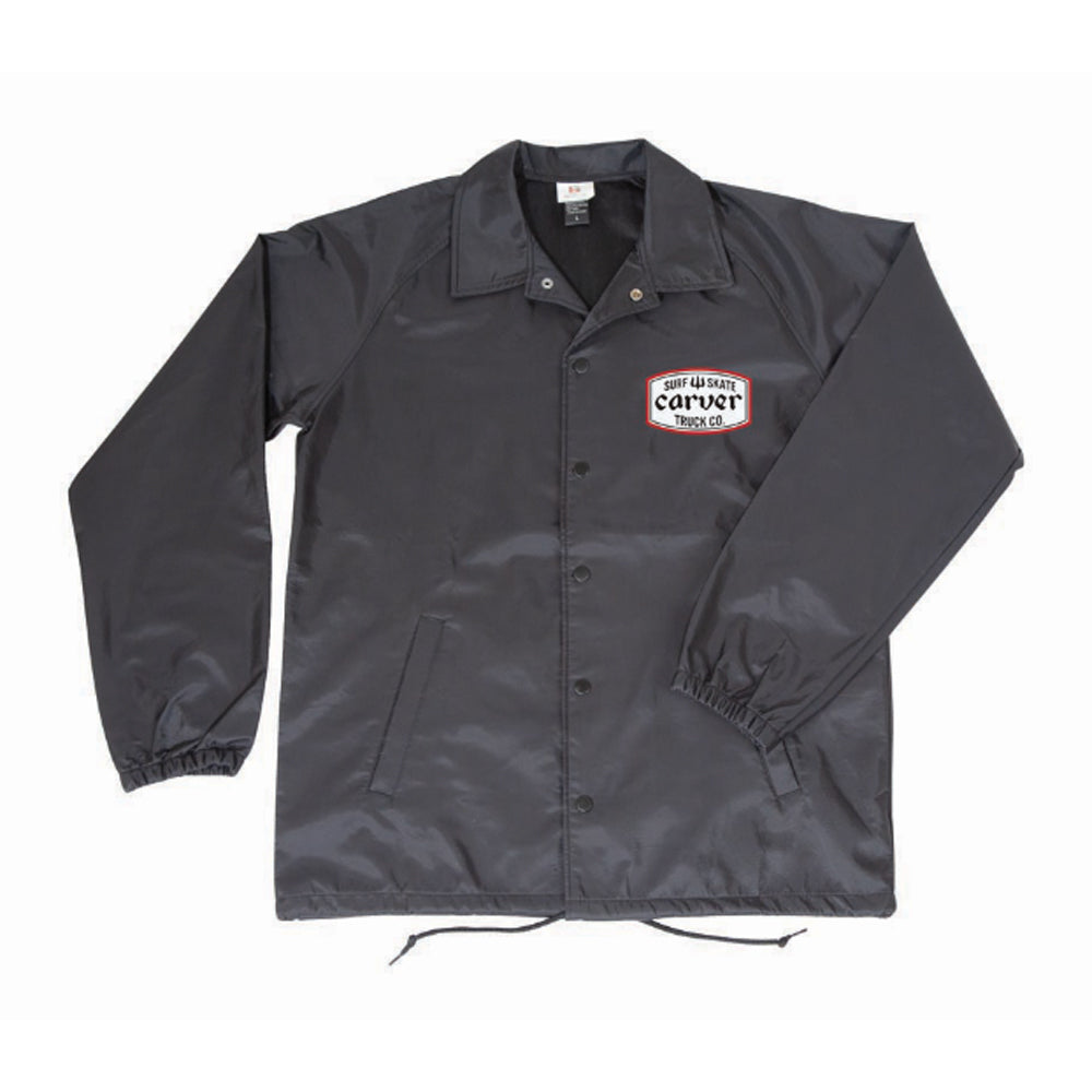 Service Patch Windbreaker - Carver Skateboards UK