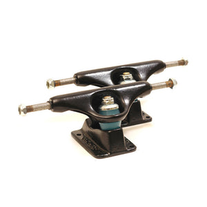 "Carver Skateboards UK - 5"" C4 - Truck Set - Black Powdercoat"