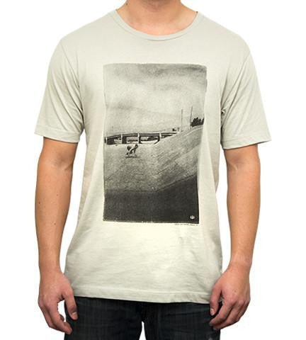 Carver Skateboards UK - The Ditch - Short Sleeve T-Shirt