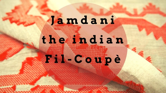 Jamdani the indian fil coupè