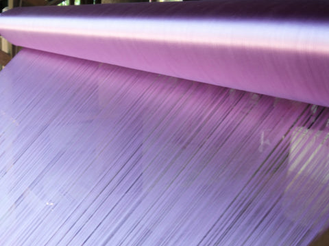 silk production