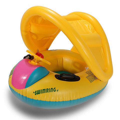 Baby Inflatable Boat Ring