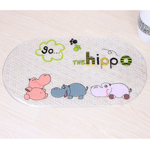 Anti-slip PVC Bath Mat Bathroom Safety