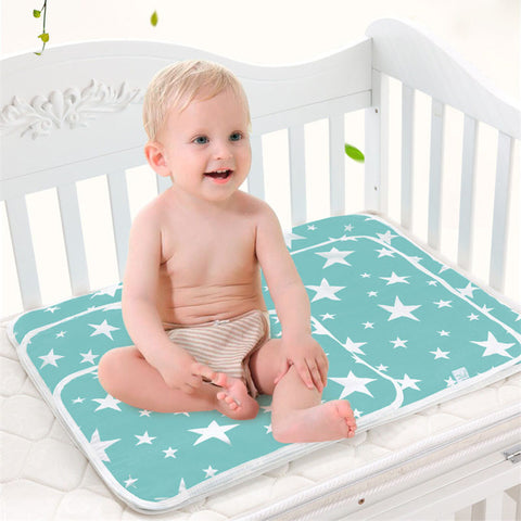Baby Portable Foldable Washable Changing Mat