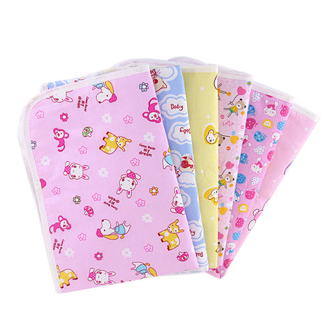 Cotton Changing Pad Cover