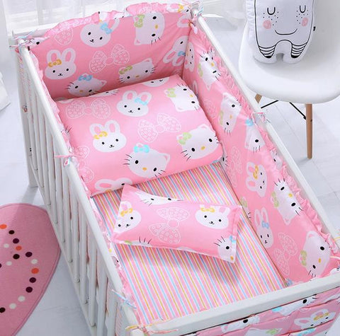 Cotton Baby Bedding Sets