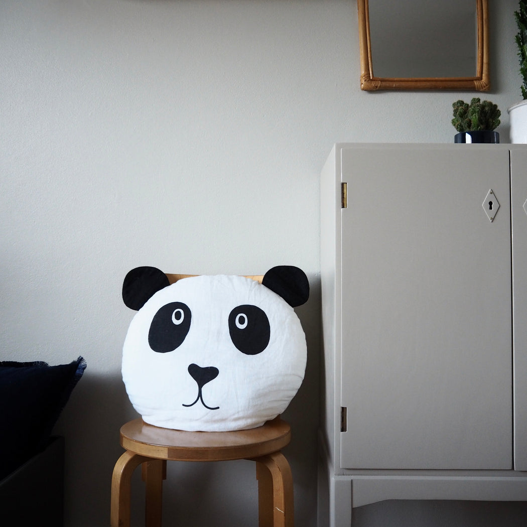 MinMin the Panda cushion