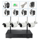 CCTV Wireless Surveillance Camera Recorder-MegaStoreCentral