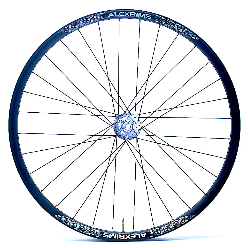 Helping a mate - Formula Boost on Alexrims MD27 with Sapim Spokes