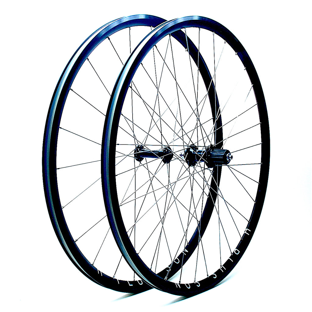 Luke's Everyday Road Wheels - Hplusson Archetype on Shimano hubs