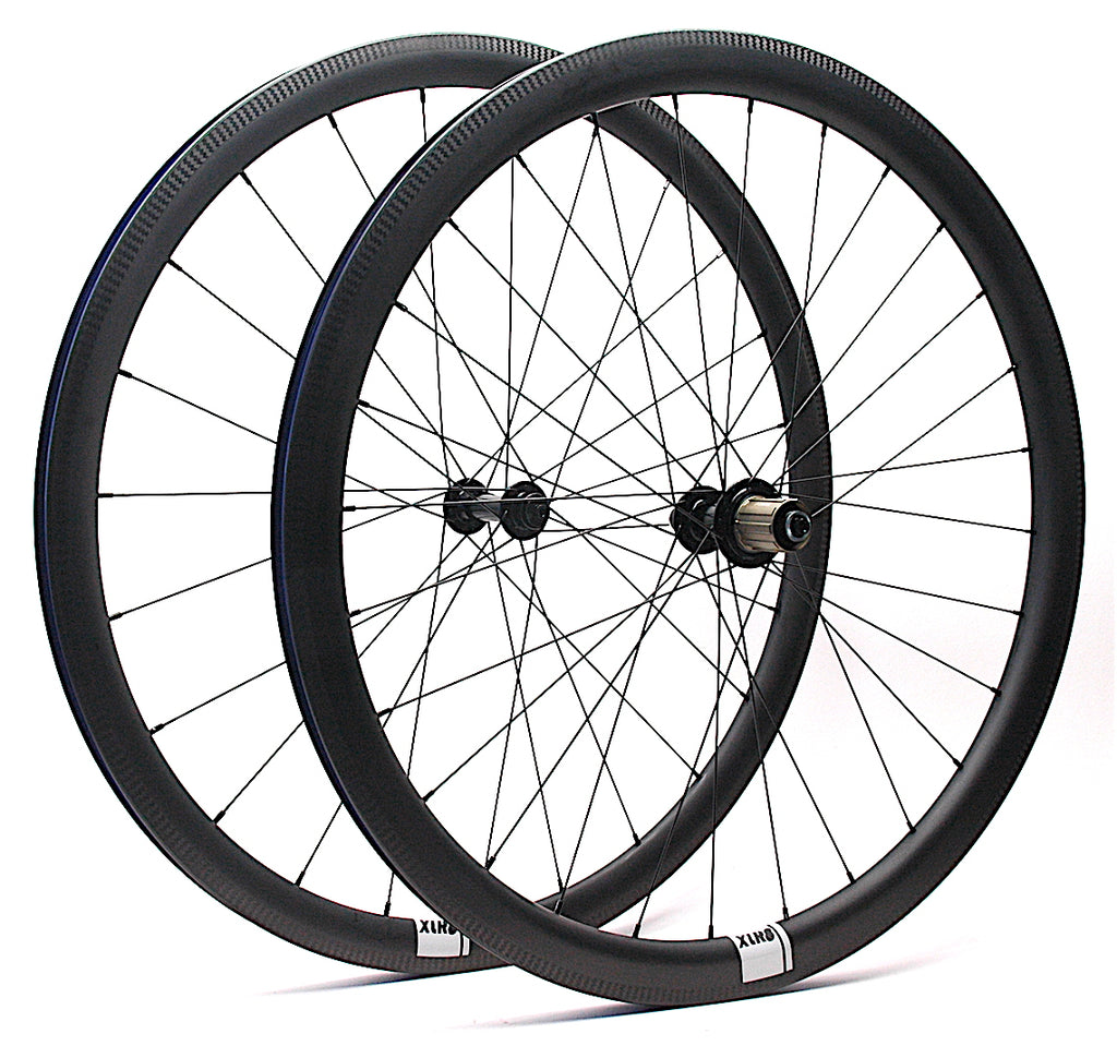 Steve's Tough New Carbon Road Wheels