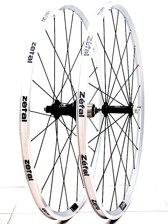 Ben's ISO520 Folding Bike Race Wheels