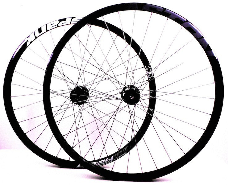 Nick's Spank Easton 67er wheelset
