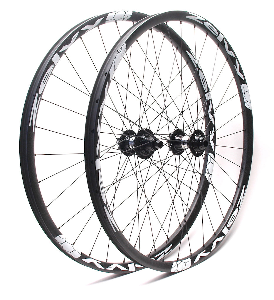 ABs Ai Asymmetric Zelvy Carbon hoops for the World Champs