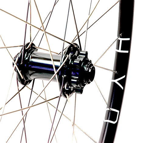 Hplusson THE HYDRA on BITEX MTF by XLR8 Performance Bicycle Wheels