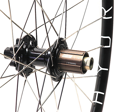 Hplusson THE HYDRA on BITEX MTR by XLR8 Performance Bicycle Wheels