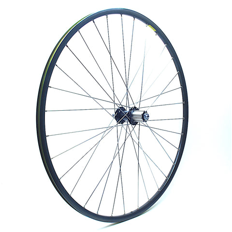 XLR8 Performance Bicycle Wheels Campagnolo Record Black on Mavic Open Pro Classic Rear
