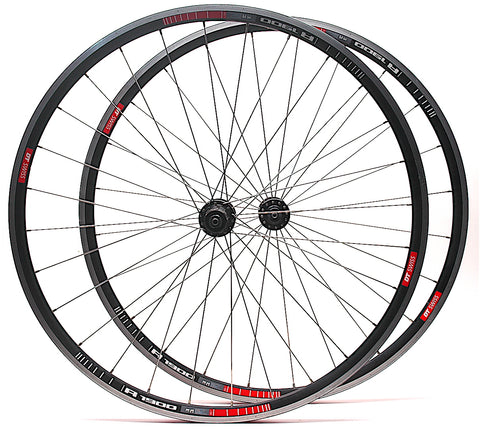 DT Swiss R1900 wheelset rebuild by XLR8 Performance Bicycle Wheels Profile