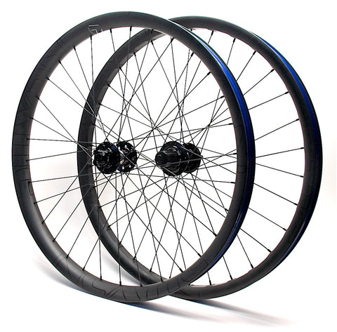 Project 321 Boost on Nextie Crocodile XLR8 Performance Bicycle Wheels Angled