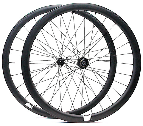 Tailwind Carbon on Bitex Hubs XLR8 Performance Bicycle Wheels