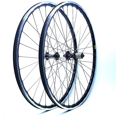 Velocity Sport on Mavic Open Pro UST Pair by XLR8 Performance Bicycle Wheels