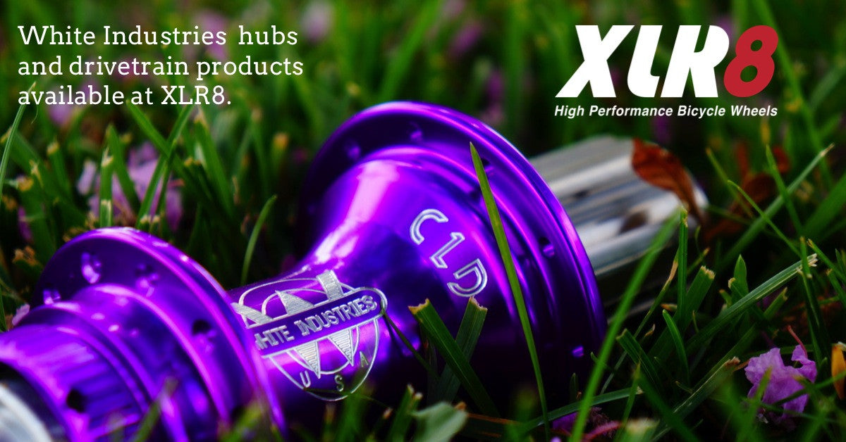 XLR* wheels is an Australian retailer of White Industries bicycle hubs and drivetrain parts.