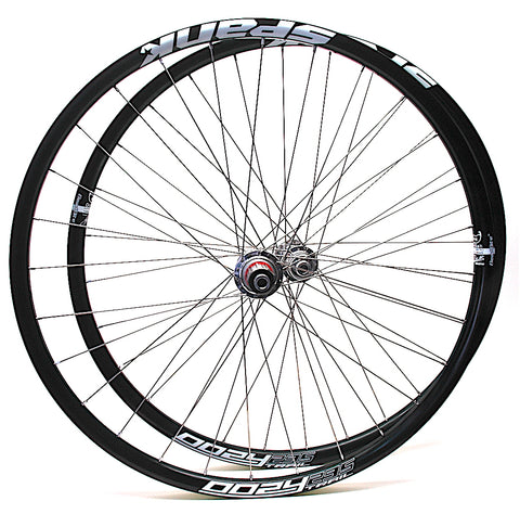 White Industries CLD on Spank Oozy Trail 295 rims by XLR8 Performance Bicycle Wheels Profile
