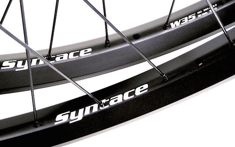 Image of Syntace W35 and W30 rims.