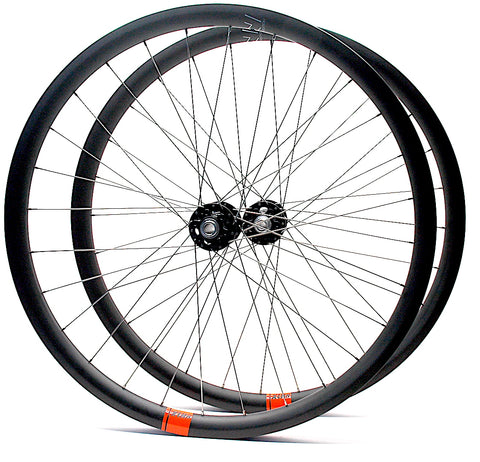 White Industries XMR+ Boost on Nextie Premium 29er by XLR8 Performance Bicycle Wheels profile