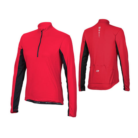 Bellwether COLDFRONT Womens Cycling Jacket Ferrari Red Large %50 OFF!