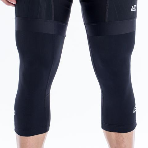 Bellwether THERMALDRESS Cycling Knee Warmer Small Black 50% OFF!
