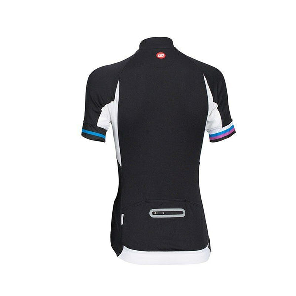 Bellwether FORZA Womens Cycling Jersey Black Medium %50 OFF!
