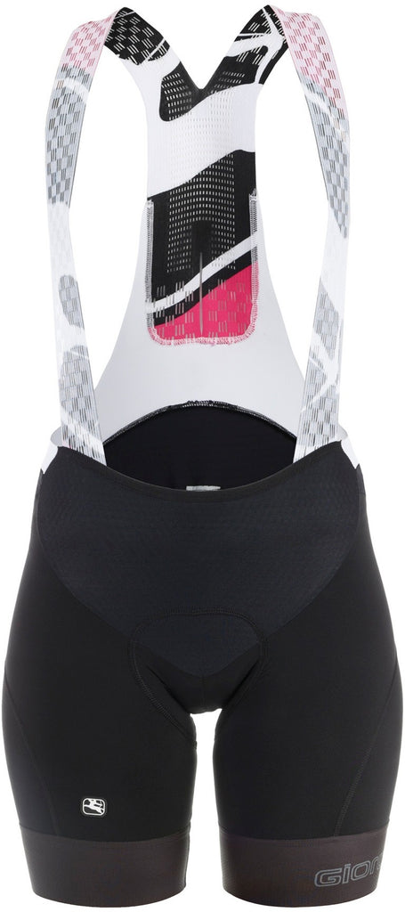 Premium Giordana Lungo Womens Bib Bike Shorts Black Small $RRP229.99