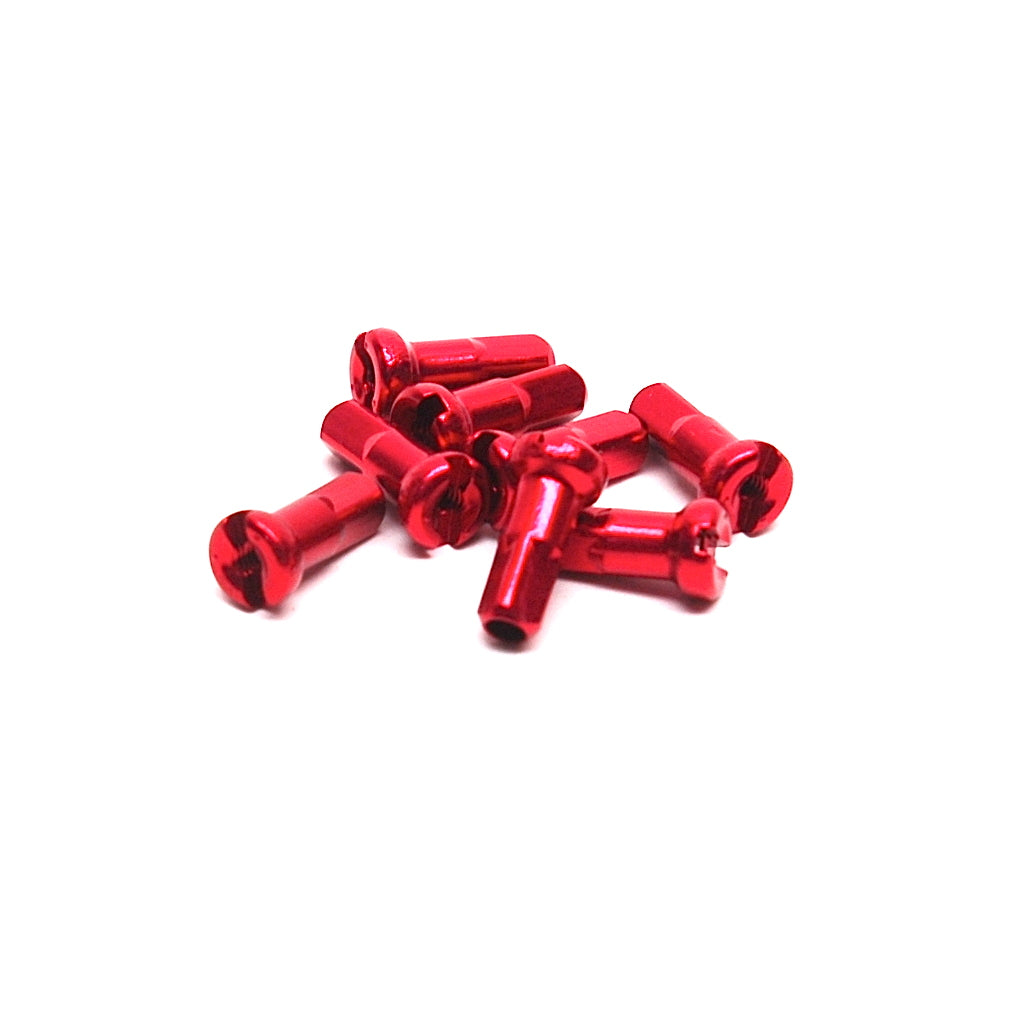 Mach1 France 12mm Red Alloy 14g Nipples XLR8 Performance Bicycle Wheels