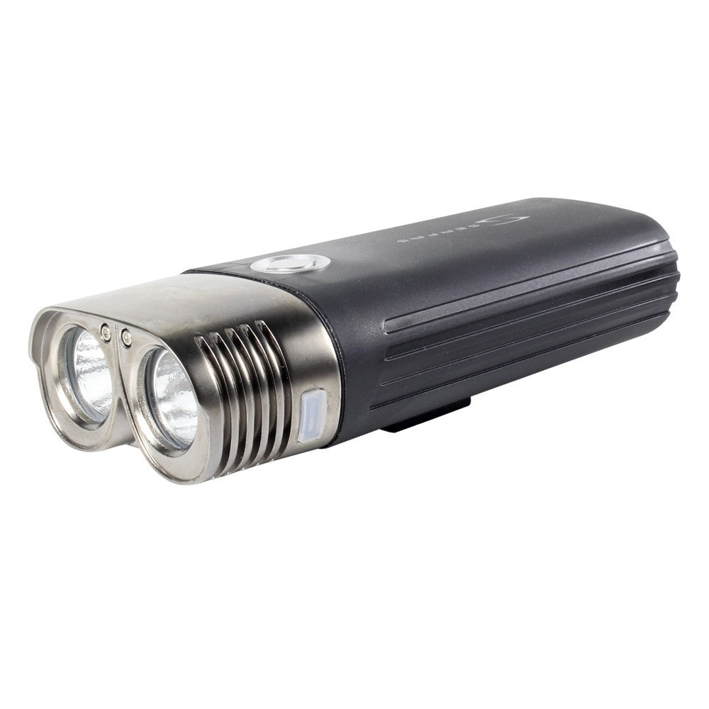 Serfas E-Lume 1500 Lumen USB Front LED Light Kit USL-1500 $RRP179.99