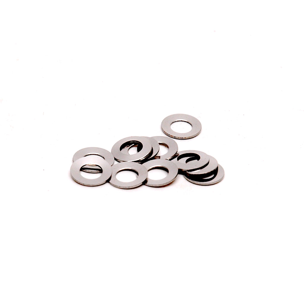 XLR8 Conical Rim Washers Stainless Steel Small XLR8 Performance Bicycle Wheels