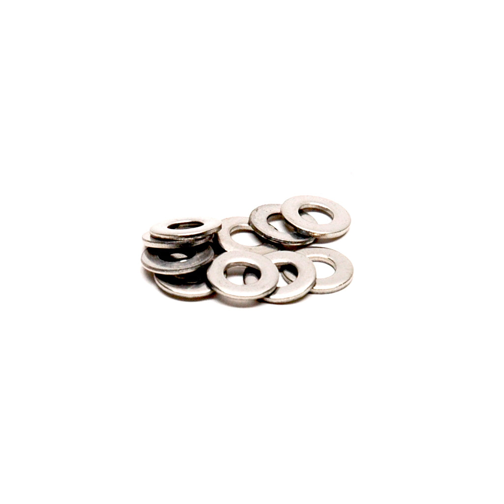 XLR Rim Washers Stainless Steel Small Performance Bicycle Wheels