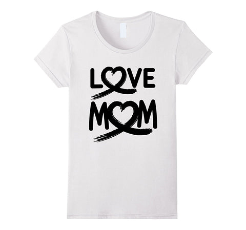 Love mom with all my heart shirt Love Mother's Day T-shirt